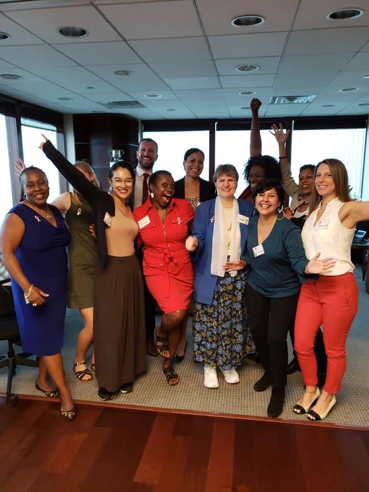 A Success at Our Gold Women's Wellness Business Breakfast Event